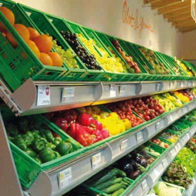 Складные ящики для пищевых продуктов